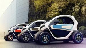Компания Renault Twizzy, Прибывающих В Канаду Ожидает Утверждения