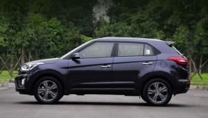 Кроссовер Hyundai будет в России глобальное имя Крета
