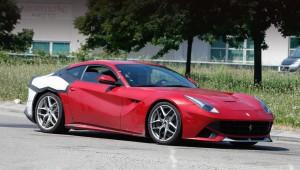 Купе Феррари Ф12 М появится в следующем году
