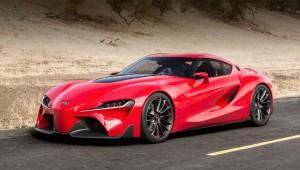 Модель Toyota с-фр будет означать возвращение к жизни Супры