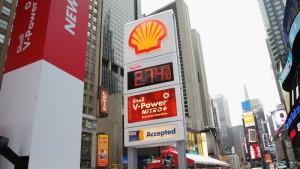 Оболочка начинает продажи супер-премиум бензин
