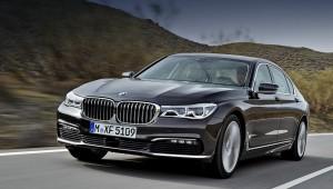 Седан BMW седьмой серии был преобразован былую размеры