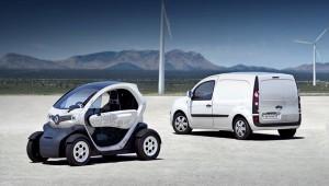 В России начался прием заявок на электромобили Renault