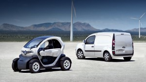 In Russia began accepting applications for Renault electric vehicles