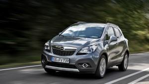 Внедорожник Опель Мокка дарила новый дизельный двигатель