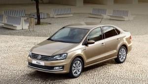 Volkswagen повысил цены на обновленный Поло седан