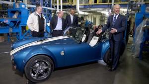 Законопроект в Конгресс законодательно разрешить для малообъемных реплики автомобилей