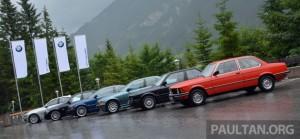 Галерея: сорок лет на BMW 3 серии Е21 на f30 с