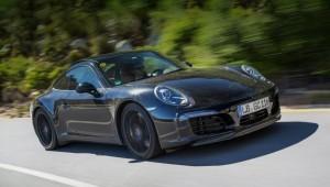 Обновленное купе Porsche 911 отметит дебют во Франкфурте