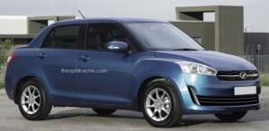 """Perodua D63D седан: """"36-48 месяцев, чтобы развиться; не придет так скоро, но это будет хороший продукт"""" – Aminar"""