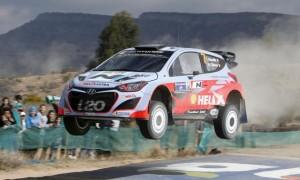 Сервис Hyundai конкурса предлагает поездку на WRC ралли Испании