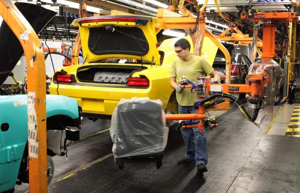 Chrysler Brampton Assembly Plant