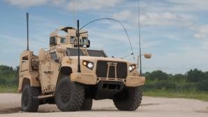 Армия США выбирает Ошкош построить Хамви преемника