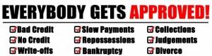 Автокредиты Топ $1Т; субстандартные кредиты растут на 10% в течение 2014 года