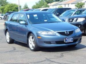 Crapwagon Ролике: 2004 Модели Mazda6 Универсал