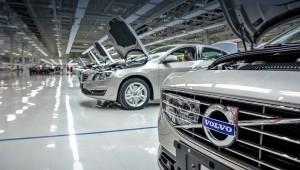 Фирма Volvo стала совладельцем части китайских предприятий