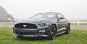 Ford может предложить 10-скорость мустанга, может быть, с Мах 1 Наименование