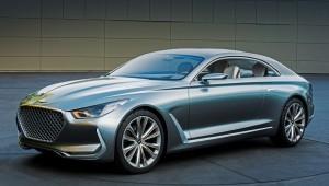 Концепция Хундай видения G корейцы намекнули на нового купе