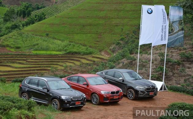 BMW X Drive Chiang Rai 14