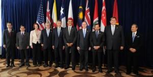 Профсоюзный лидер Обама взрывов на тихоокеанских торговых переговоров