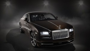 "With Wraith coupe ""Inspired by Music"" Rolls-Royce remembered the rock-n-roll"