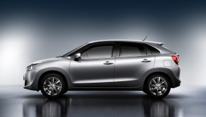 Serial Suzuki Baleno will be very similar to the concept