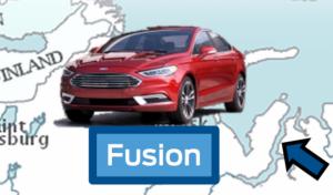 Утечка: 2017 Форд Фьюжн обновить – ты можешь объяснить разницу?