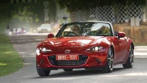 Войти в историю забронировать на новый родстер Mazda МХ-5