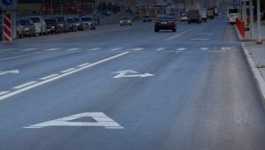 Вождение в отдельные полосы на субботу могут запретить