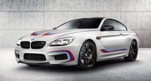 BMW М6 купе конкуренции издание – 600 л. с