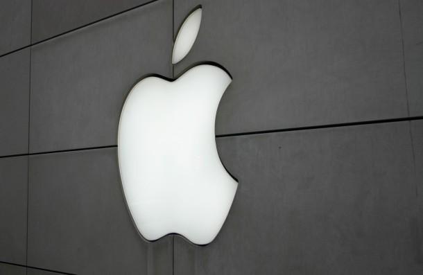Apple Logo Circa 2005