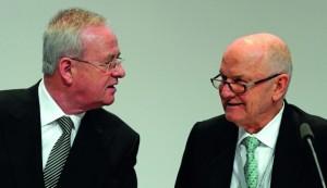 Генеральный директор Фольксваген Мартин Винтеркорн уйдет в отставку в течение Бензиновый скандал