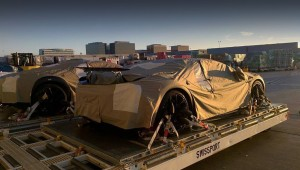 Hypercar Bugatti Chiron will debut in Geneva next year