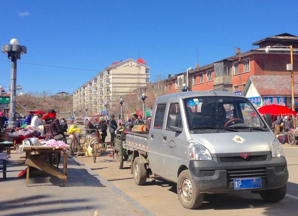 Wuling Rongguang Pickup Mohe 2