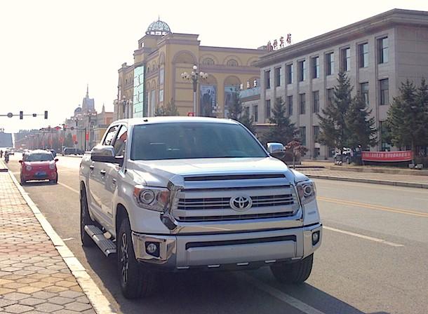 Toyota Tundra Mohe