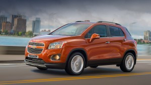 Crossover Chevrolet Tracker showed ruble price tag