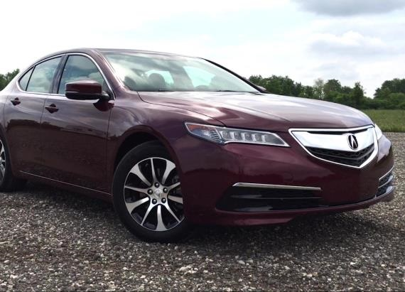 2015 Acura TLX | Daily Driver