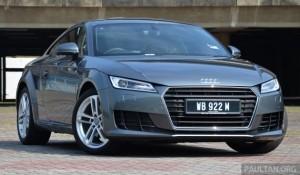 Driven: 2015 Audi TT 2