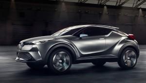 Шоу-кар Тойота с-ч совершил большой шаг вперед для серии