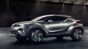 The show car Toyota C-HR made a big step forward for the series
