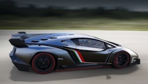 В Женеву прибудет суперкар Lamborghini Сентенарио ЛП 770-4