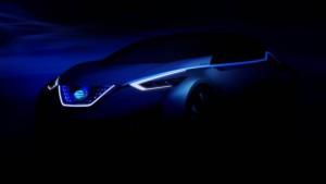 Эта концепция следующего поколения Nissan листа?