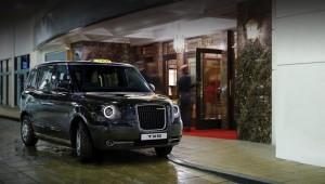 Китайская компания Geely привезет в Нью-TX5 такси на мировой рынок
