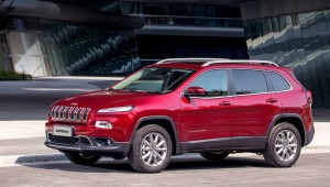 The company started to produce Jeep Cherokee in China
