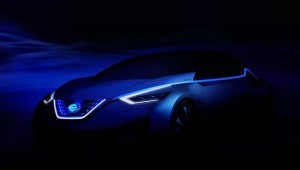 Концепт покажет будущее электромобиля марки Ниссан