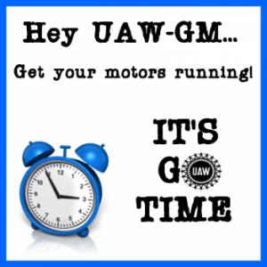 """Ломка: Объединенные работники автомобильной промышленности, чтобы взять на """"Дженерал Моторс"""" далее"""