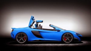 Roadster McLaren 675LT Spider will appear next year