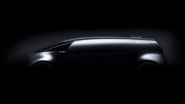 Mercedes Autonomous Concept Tokyo 2015