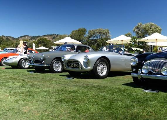 2015 Quail Motorsport Gathering | Autoblog