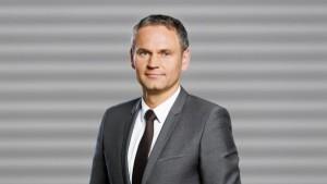 Порше Новый генеральный директор компании Оливер Блюме, парень